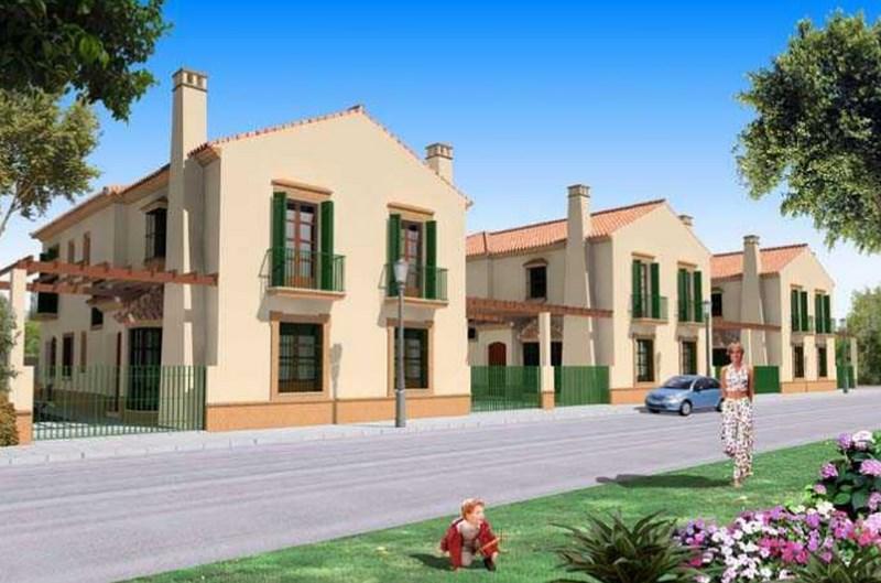 Conjunto Residencial Real Encomienda, Tocina (Sevilla)