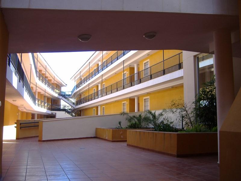 Edificio Jardín del Río, Alcalá del Río (Sevilla)