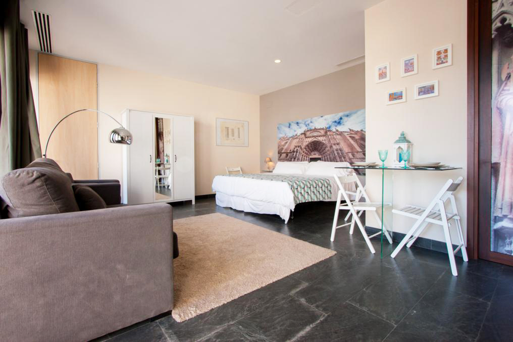 Apartamentos turísticos en el centro de Sevilla