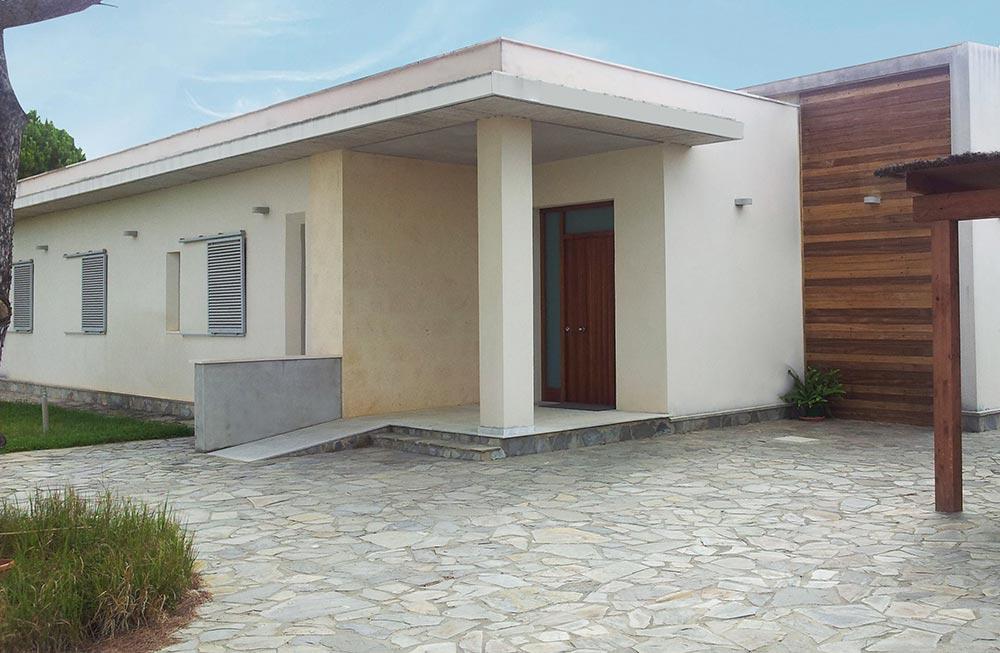 Vivienda Aislada, Chiclana (Cádiz)