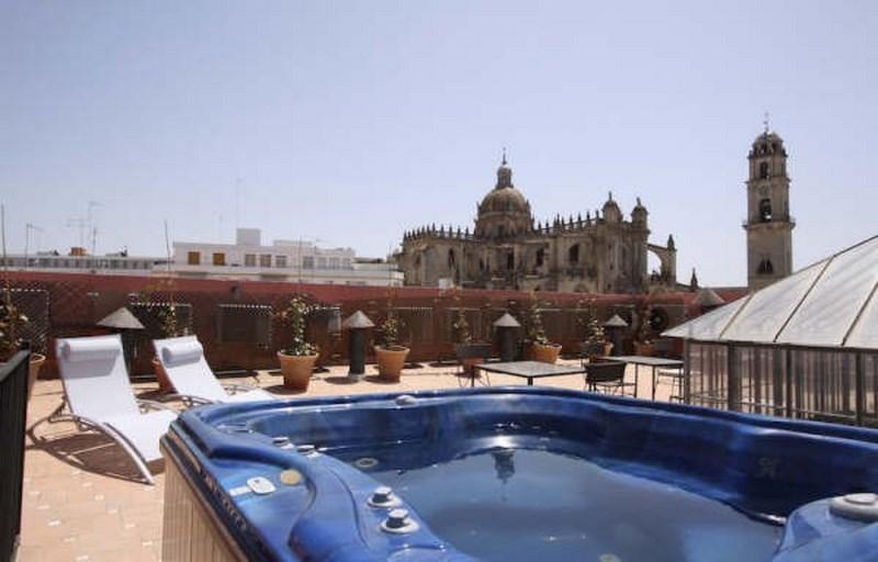 Hotel Bellas Artes, Jerez de la Frontera (Cádiz)