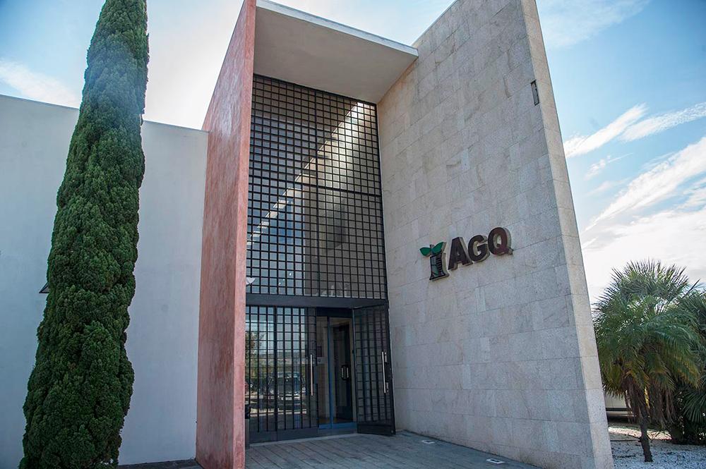 Laboratorio Agroalimentario AGQ (Burguillos)