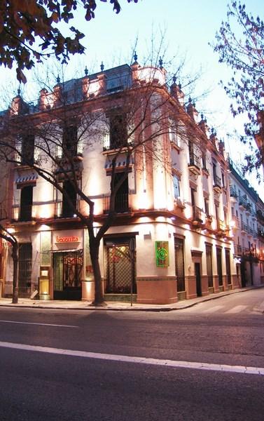 Rehabilitación Edificio Becerrita, Sevilla