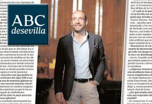 ABC de Sevilla entrevista al gerente de Estudio Honorio Aguilar