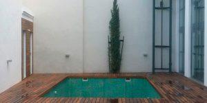 Crece la petición de piscinas urbanas en pleno corazón de la ciudad