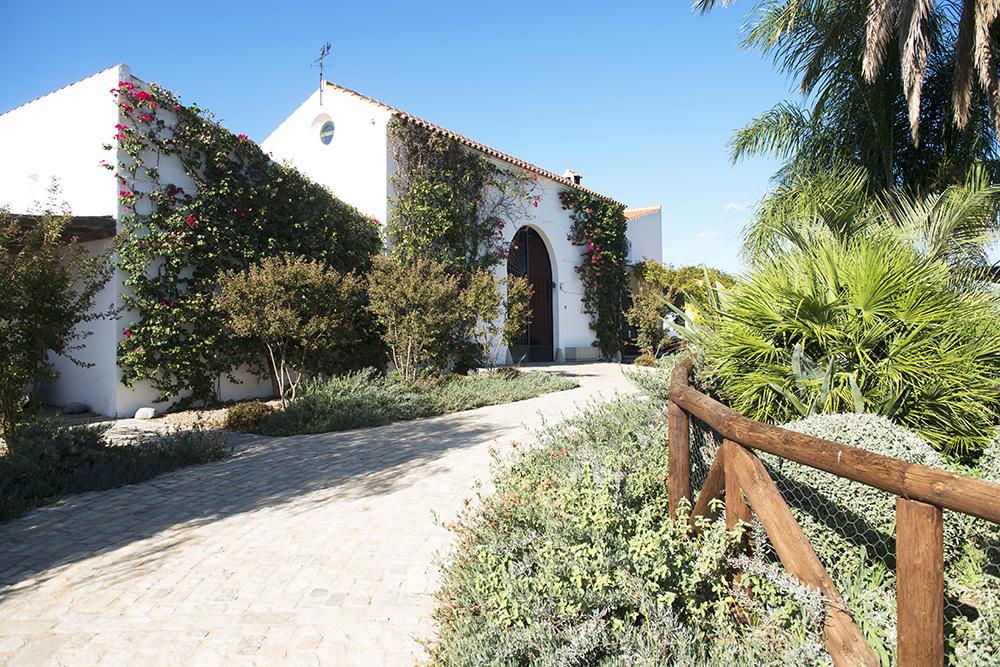 Casa Campo Sierra Morena - Honorio Aguilar