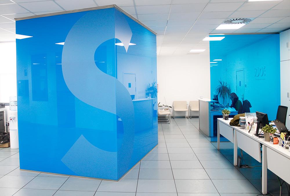 Oficinas S-dos, Avda. Luis Fuentes Bejarano 2
