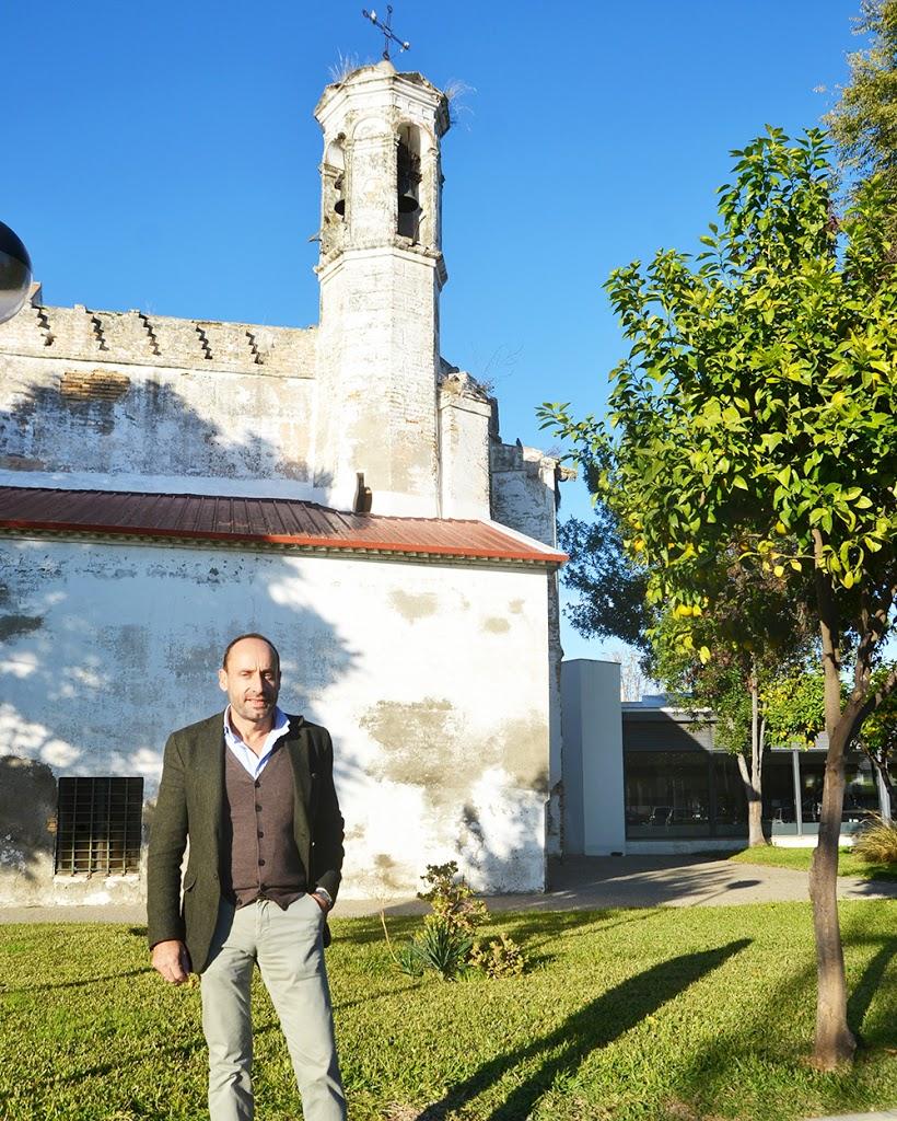 Honorio Aguilar herencia mudejar