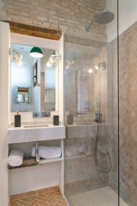 Cuarto de baño vivienda unifamiliar