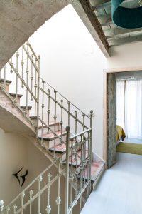 Escaleras vivienda unifamiliar