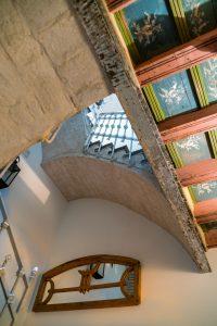 Escaleras viviendas unifamiliar