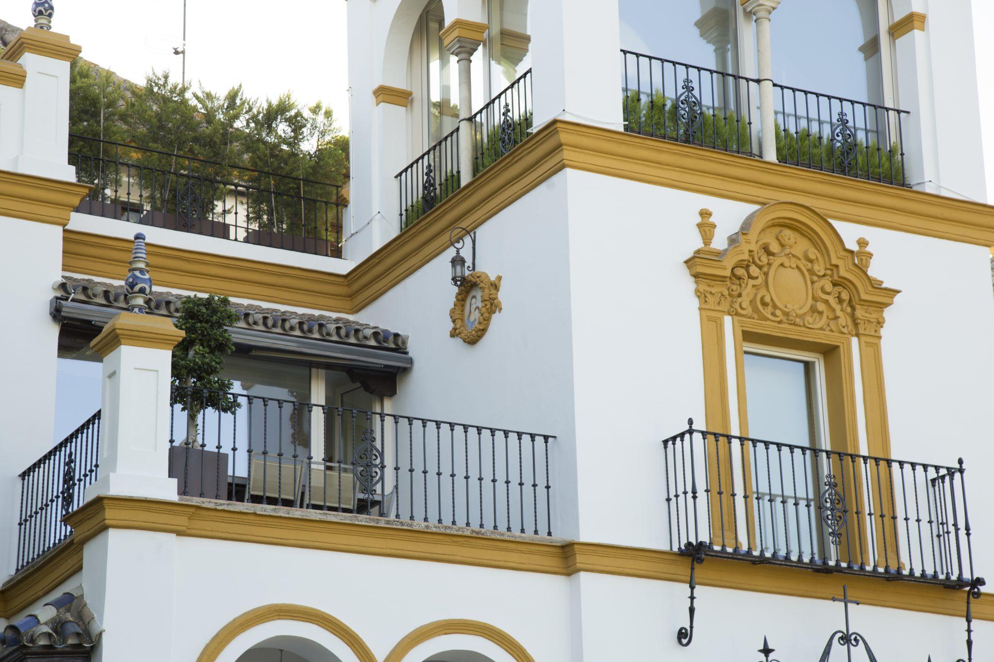Edificio de oficinas en Avda. La Palmera (Sevilla)