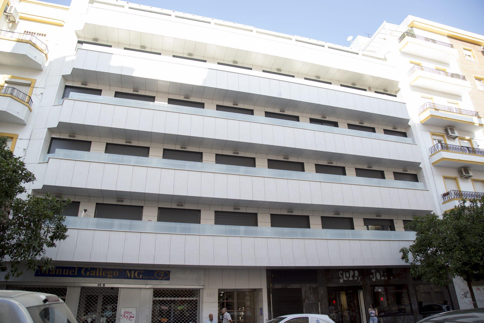 Edificio de Viviendas Asunción 62 (Sevilla)