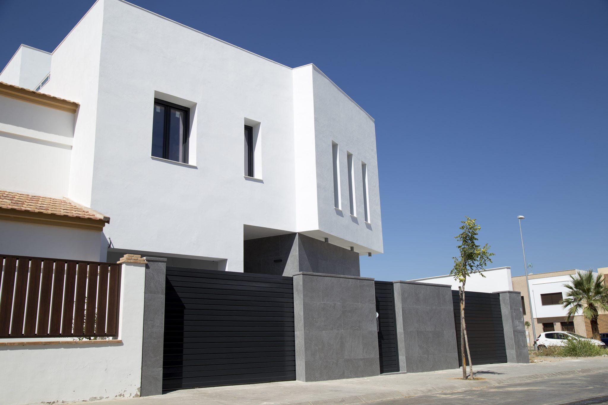 Vivienda Aislada en La Rinconada (Sevilla)