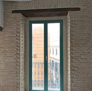 Edificio de apartamentos en Puerta del Osario (Sevilla)