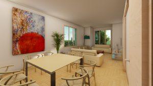 Calle Ifni nº 2 Sevilla - Rehabilitación vivienda