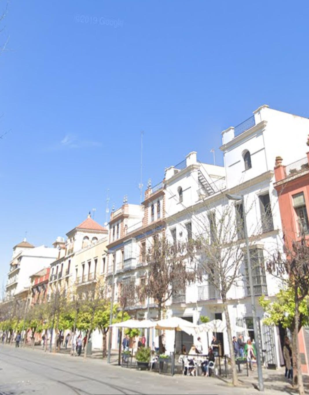 Adecuación de edificio terciario, San Fernando 11, Sevilla