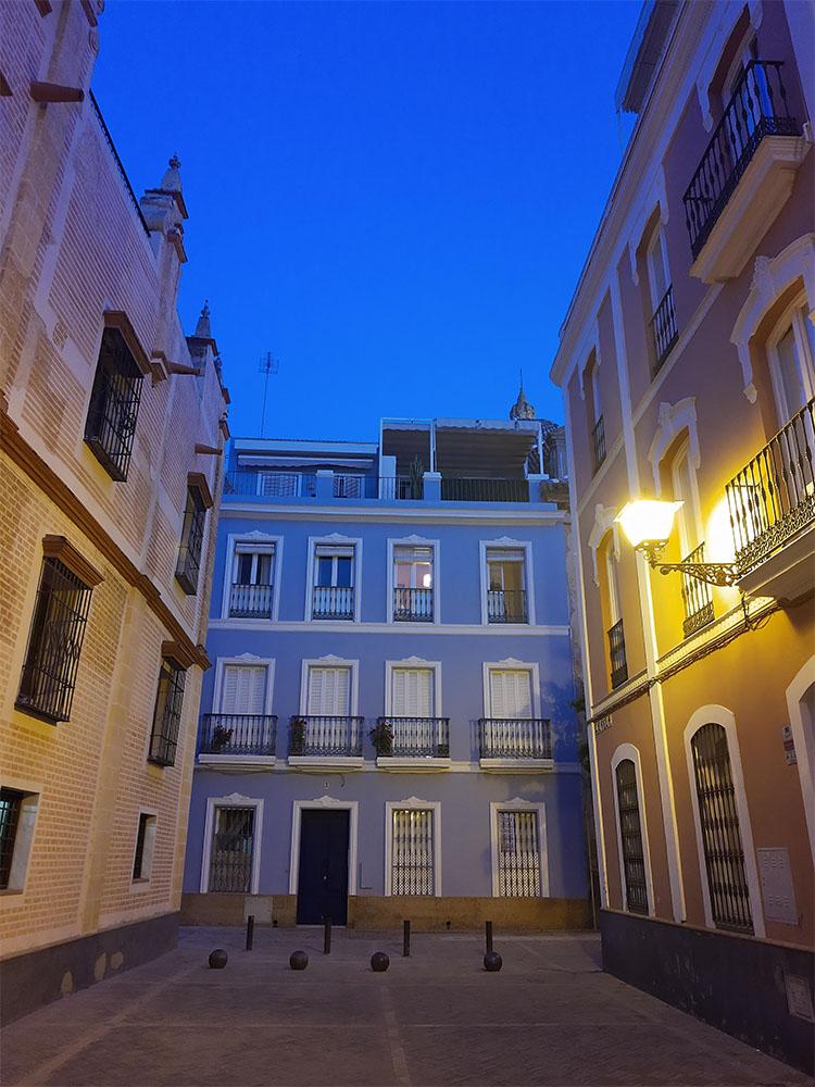 viviendas en autopromoción calle San Bartolomé